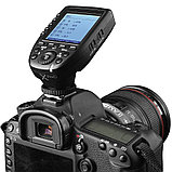 Радиосинхронизатор Godox XPro-C TTL для Canon, фото 3