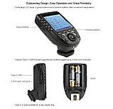 Радиосинхронизатор Godox XPro-N TTL для Nikon, фото 2