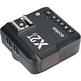 Радиосинхронизатор Godox X2T-N TTL для Nikon, фото 2