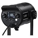 Осветитель студийный GODOX SL-200WII LED, фото 4