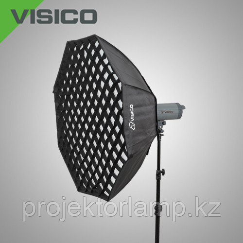 Октобокс Visico SB-035 200см, Bowens. с сотами
