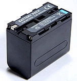 Аккумулятор SONY NP-F970, 7.4V 6600mAh, фото 3