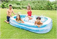 Надувной бассейн Intex Familien Pool 56483