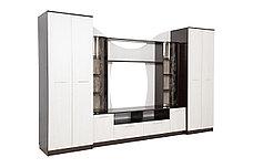 Комплект мебели для гостиной Гостиная 8, Ясень Анкор светлый, СВ Мебель(Россия), фото 3