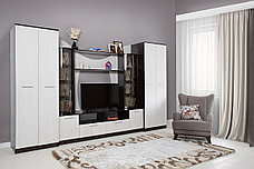 Комплект мебели для гостиной Гостиная 8, Ясень Анкор светлый, СВ Мебель(Россия), фото 2