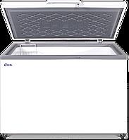 Морозильный ларь Снеж МЛК -250 серый
