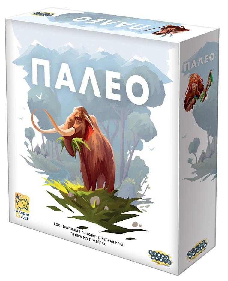 Настольная игра: Палео