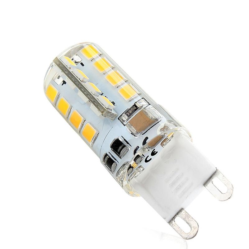 Светодиодная лампа G9 7W 4000K LED SMD2835 SIL