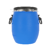 Бочка 20 дм3 Стандарт ЗТИ, синий