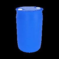 Бочка 227 дм3 L-Ring Plus Drums, синяя, ЗТИ, UN Y 1.2, фиксатор Е белый