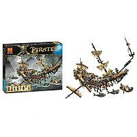 Аналог LEGO Pirates of the Caribbean Silent Mary 71042 BELA 10680 Безмолвная Мэри