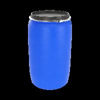 Бочка 227 дм3 Open Top Drums,Стандарт ЗТИ, синий