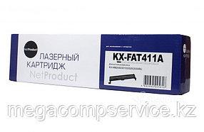 Тонер-туба Panasonic KX-FAT411