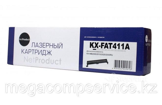 Тонер-туба Panasonic KX-FAT411, фото 2