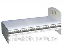 Подростковая кровать из современной коллекции Polini Basic Монстрики