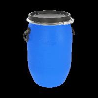 Бочка 65 дм3 Стандарт ЗТИ, синий