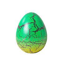 Игрушка яйцо с драконом растущим в воде малое в асс