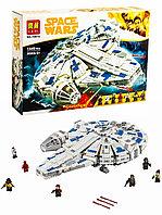 """Конструктор Lari (Bela) 10915 SPACE WARS """"Сокол Тысячелетия на Дуге Кесселя"""" (аналог LEGO STAR WARS 75212)"""