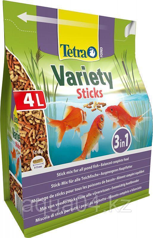 Tetra Variety Sticks 4л