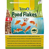 Tetra Pond Flakes 4л