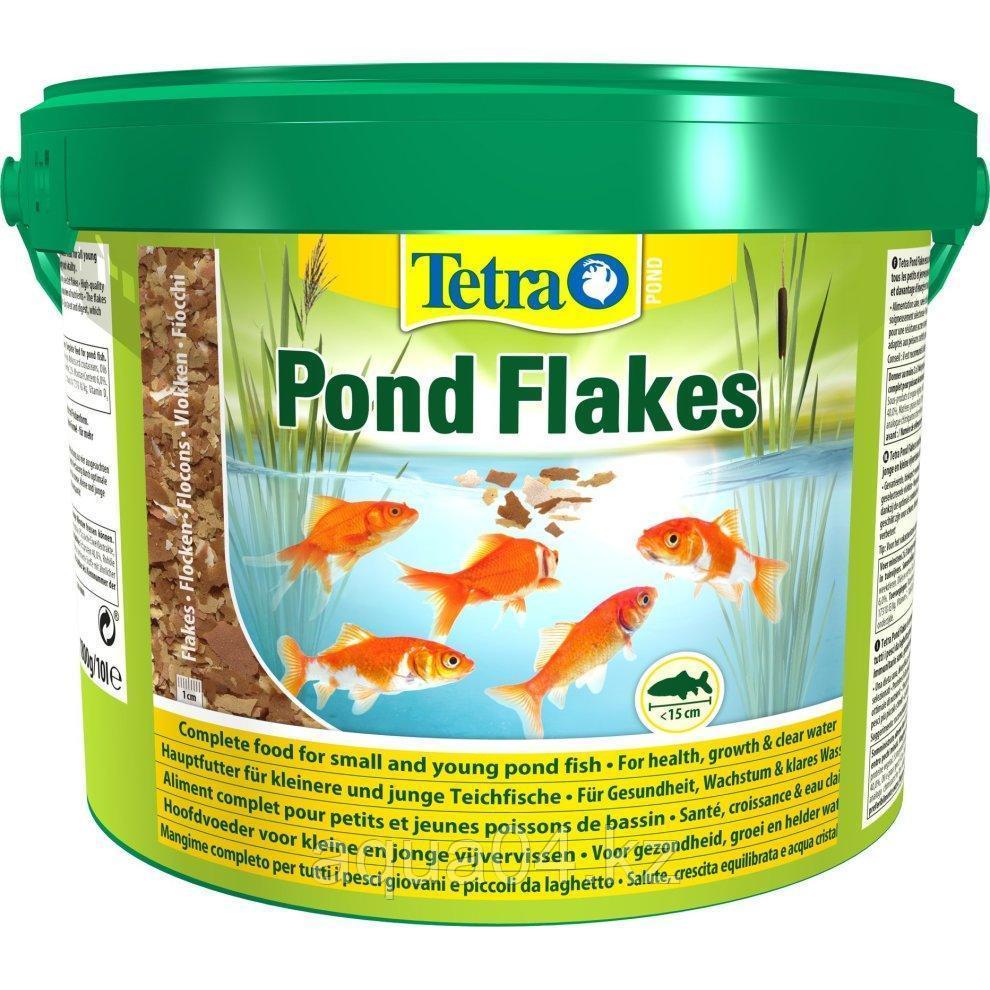 Tetra Pond Flakes 10л