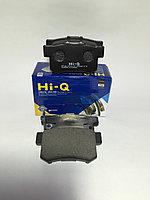 Kолодки тормозные задние HI-Q (HONDA accord 91--98, 03--; civic 01--; cr-v 2,0 02--; prelude; shuttle)
