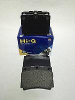 Kолодки тормозные задние HI-Q (MITSUBISHI montero sport 4wd 97-04)
