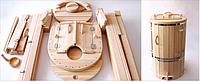 Фитобочка с парогенератором, Авиа - Овальная со скосом 130*100*78/4 см, PREMIUM, фото 1