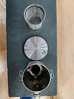 """ПАРОГЕНЕРАТОР, """"Добряк"""" С АРОМОЕМКОСТЬЮ 2,5 кВт (наливной). Производство Россия , фото 1"""