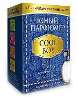 Набор Юный Парфюмер COOL BOY для мальчиков (Сделай духи сам)