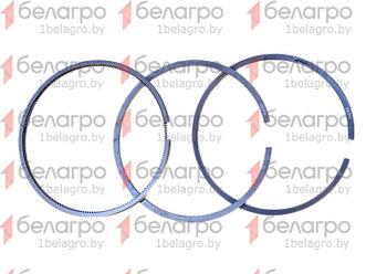 260-1004060-Б Кольца поршневые Д-260 Д-245, Д-260, на поршень (3 кольца), РФ