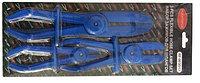 ROCKFORCE Комплект щипцов для пережатия шлангов и патрубков, 3пр (15-60мм) в блистере ROCKFORCE RF-903G12
