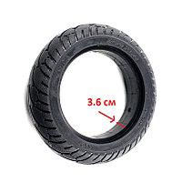 Литая/Твердая шина 200x50 для электросамоката, 3.6 см