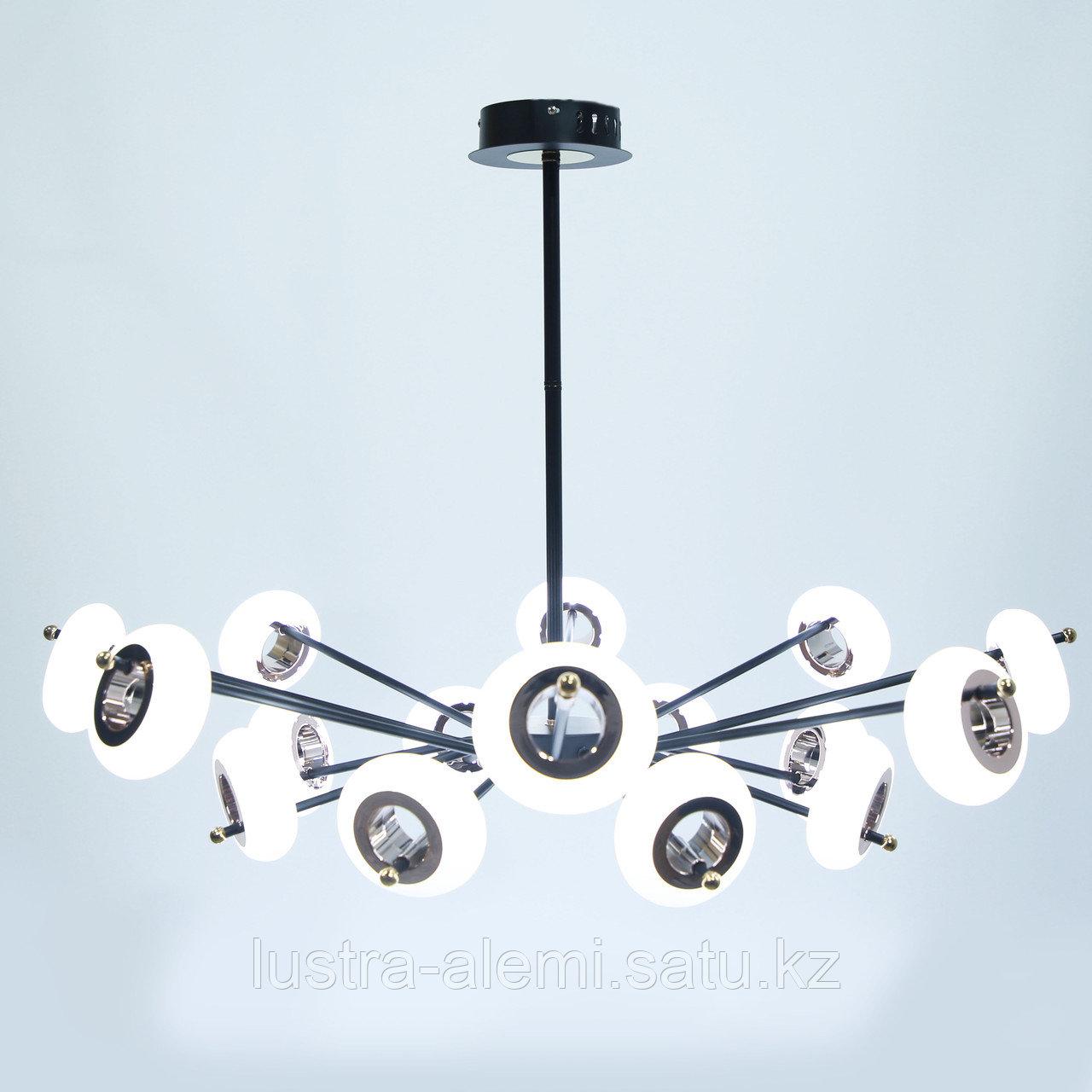 Люстра ЛЭД 1269/8+8 192W LED
