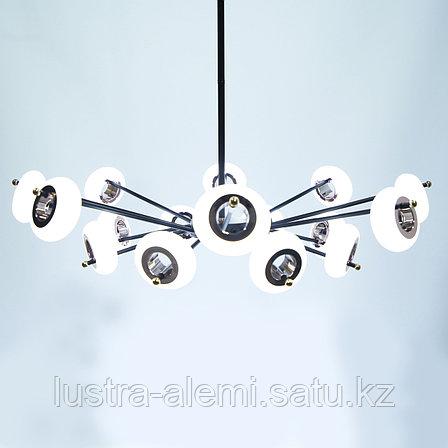 Люстра ЛЭД 1269/8+8 192W LED, фото 2