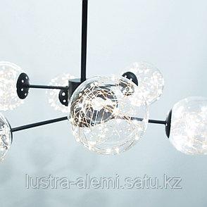 Люстра Hi-Tech HY-34/6 BK LED, фото 2