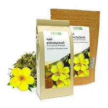 Чай из лапчатки кустарниковой «Курильский»