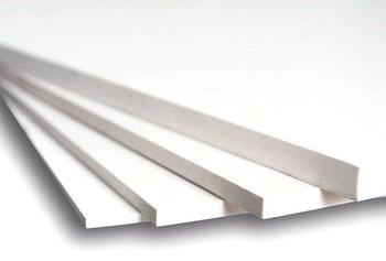 Вспененный листовой ПВХ (10мм) 2,03мХ3,05м; плотность - 0,60