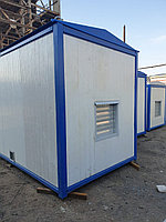 Блок контейнер из сэндвич панели для ДГУ 3700х2300х2500