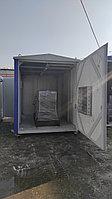 Блок контейнер из сэндвич панели для ДГУ 5000х2300х2700