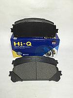 Kолодки тормозные передние (LEXUS rx350/ 450h 10--; toyota highlander 08--)
