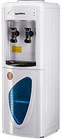 Кулер для воды Aqua Work 0.7-LWR белый-черный