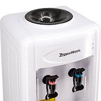 Кулер для воды Aqua Work 0.7-LWR белый-черный, фото 6