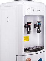 Кулер для воды Aqua Work 0.7-LWR белый-черный, фото 7