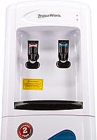 Кулер для воды Aqua Work 0.7-LWR белый-черный, фото 8