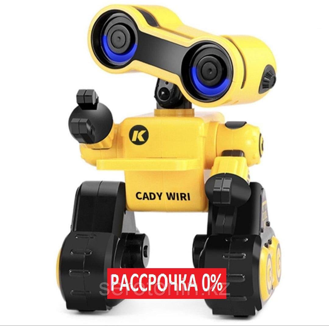 Интерактивный робот JJRC R13 CADY WIRI
