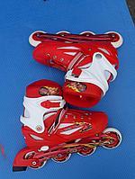 Роликовые коньки раздвижные 37-40