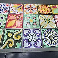 УФ-печать на кафельной плитке, фото 1