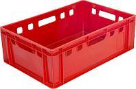 Ящик Е-2, красный, морозостойкий