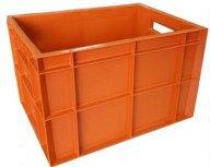 Ящик Финпак, оранжевый